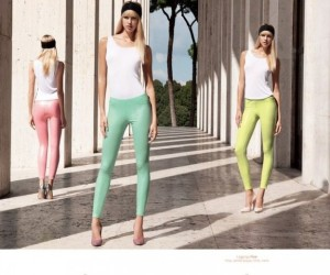 golden point leggings